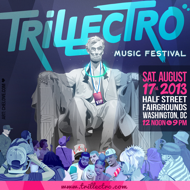 trillectro-instagram-flyer