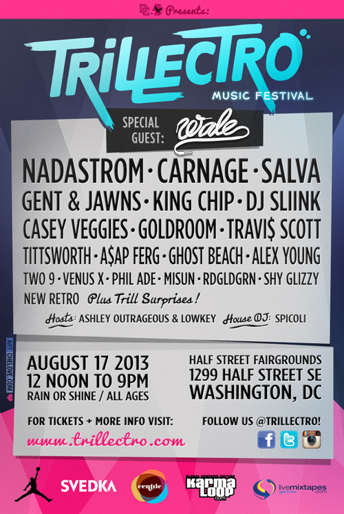 Trillectro 2013 Final Flyer