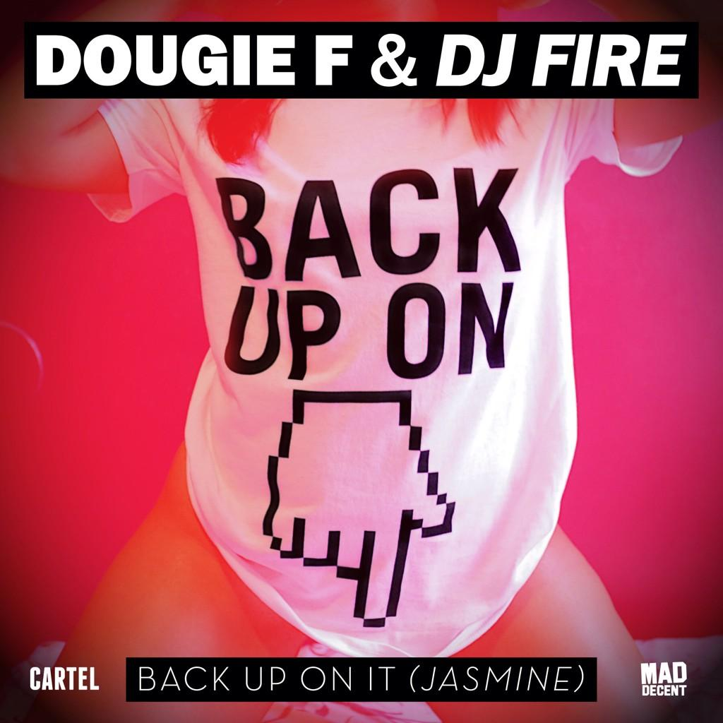 Back Up On It (Jasmine) cover art