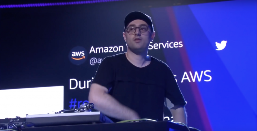 Dj Shiftee + Amazon Web Services
